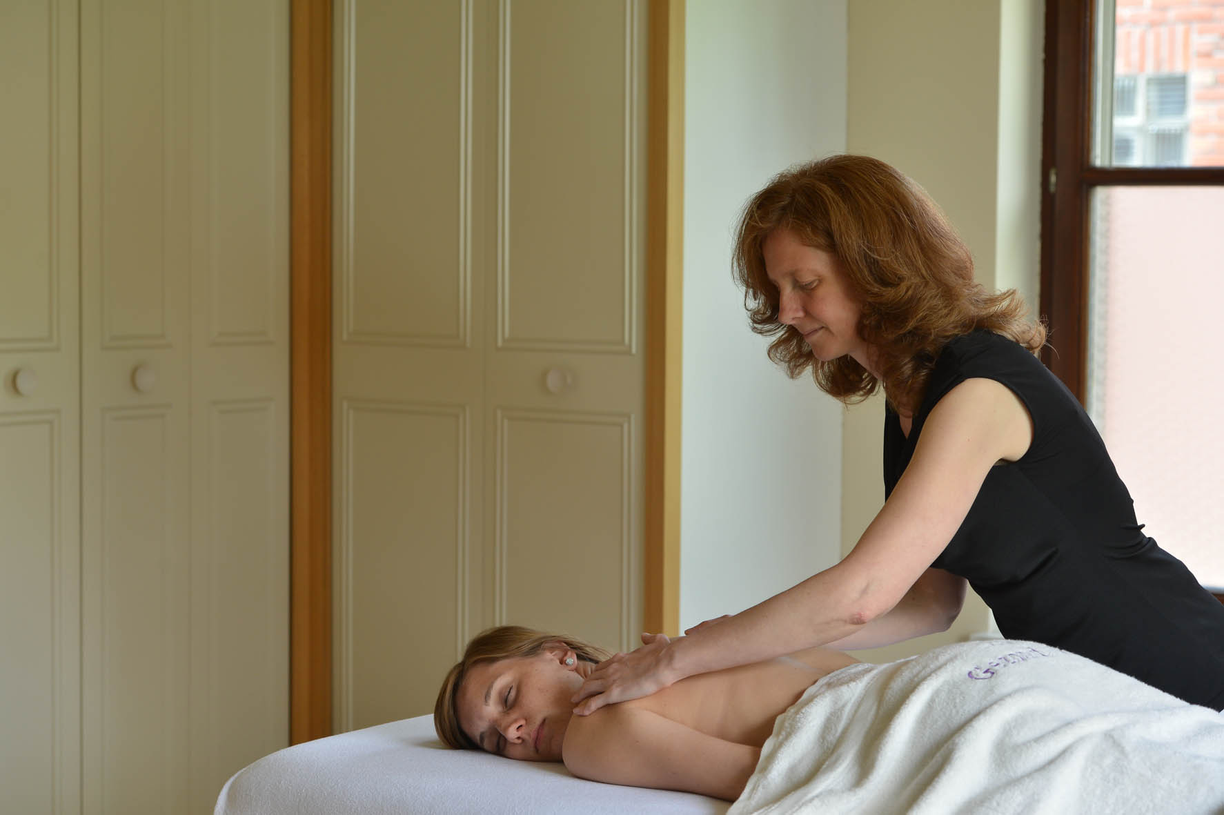 Combinatie coaching en massage