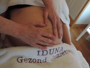 zwangerschapsmassge